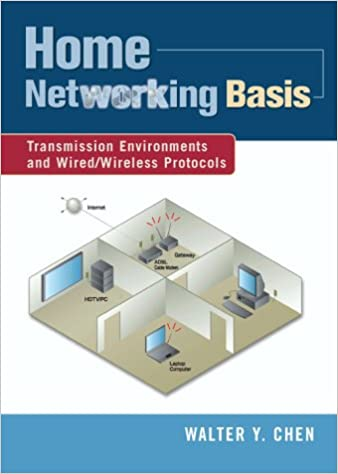 Home Networking Basis Transmission Environments And Wired Wireless