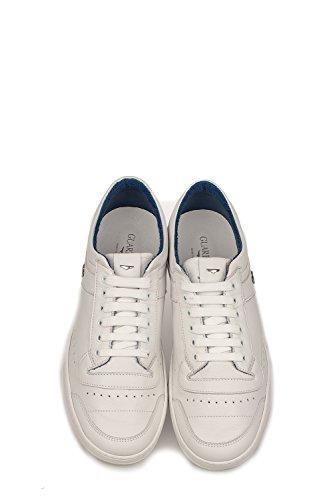 Alberto Guardiani Uomini Su76428aaa10 Sneakers In Pelle Bianca