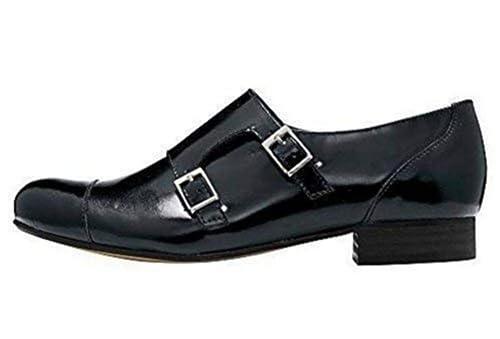 Patrizia Dini Slipper - Mocasines de Piel para Mujer: Amazon.es: Zapatos y complementos