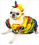 "Calypso Queen Dog Costume - Size 2 (9.25"" l x 12"" - 14"" g)"