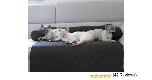 LEOS Funda de sofá, cama para perros, sofá, manta para perros ...