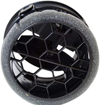 OEM 4 2009-2014 Ford F-150 XL STX Black Dash AC Heater Air Vent Louvre Inserts