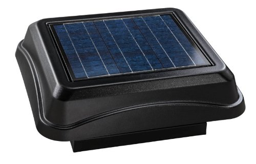 Roof Mount Solar Attic Fan - 7
