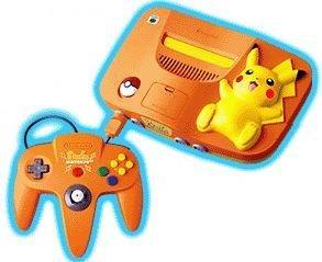 ピカチュウNINTENDO64 オレンジ&イエローの商品画像