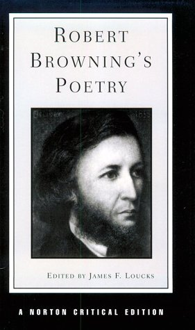 Robert Browning's Poetry (Norton Critical Edition)