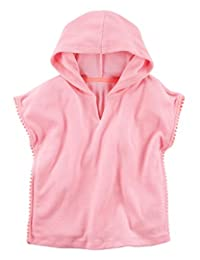 Carter's Baby Girls' Swim Cover-up, Pink