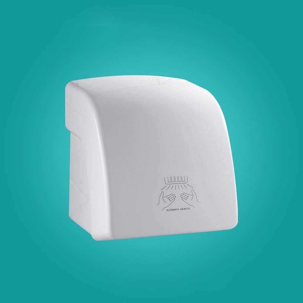 SX-ZZJ .Hand Dryers Automatic Hand Dryer, High Speed Commercial Hand Dryers,2000W High Speed Heavy Duty Wall-Mounted Drying Machine for Bathrooms/Restrooms/Toilets, ABS, White Electric Hand Dryer.