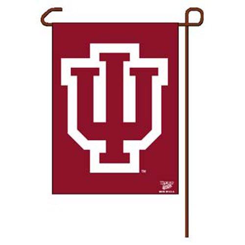 WinCraft NCAA Indiana University WCR16460031 Garden Flag, 11