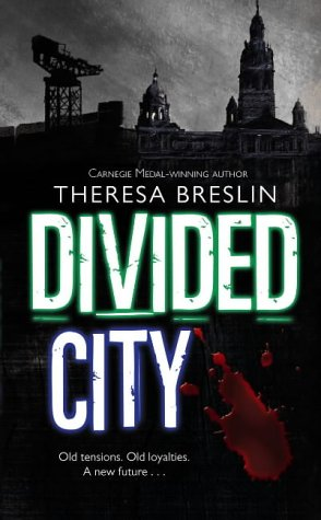 book cover of The Divided City