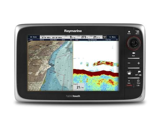 Raymarine e97 Multifunction Display w/Sonar - No Charts (E70022) (44342)