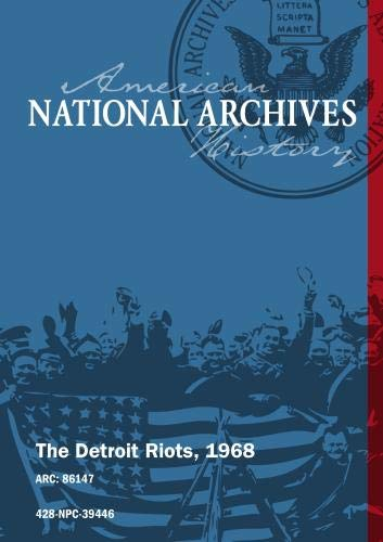 (The Detroit Riots, 1968 [SILENT, UNEDITED])