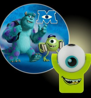 monsters inc nursery - 9