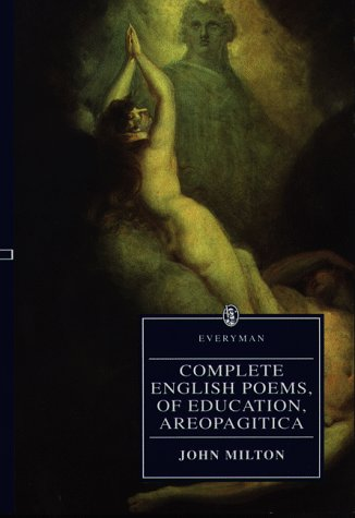 Complete English Poems, of Education, Areopagitica (Everyman's Library)