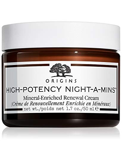 Mineral Night Cream (Origins High Potency Night-A-Mins? Mineral Enriched Renewal Night Cream UNBOX (Packaging May Vary))