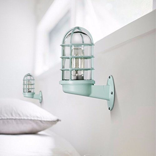 JJZHG Wandleuchte Wandlampe Wasserdicht Wandbeleuchtung Kreative Restaurant Licht Treppe Balkon Bar Lichtleiter Wandleuchte beinhaltet  Wandlampe,stoere wandlampen,wandlampen Design