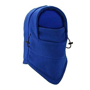 HZTG Children Winter Warm Fleece Cap Face Cover Hat Balaclava Windproof Ski Mask