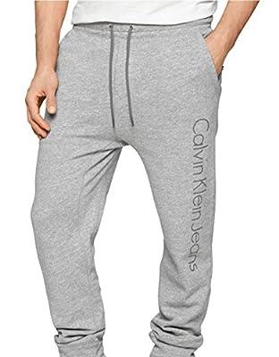 Calvin Klein Jeans Men's Knit Logo Pant