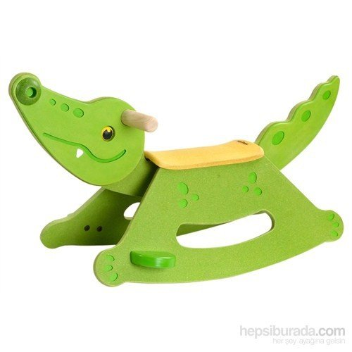 Serra Baby Plantoys Swinging Alligator (Rocking the ''Alligator''). by Serra Baby
