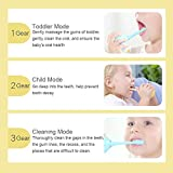 Kids Electric Silicone Toothbrush 360 Degree