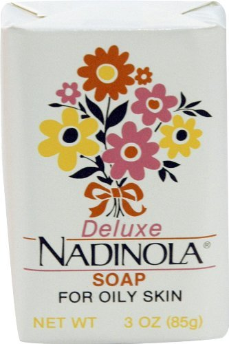 Nadinola Deluxe Soap 3 oz. (Pack of 2)