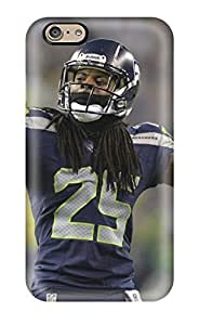 Cute Appearance Cover/tpu HTXcHrH8047AKKPs Seattleeahawks Case For Iphone 6