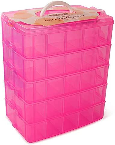 LifeSmart USA Stackable Storage Container product image