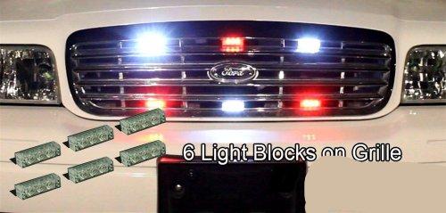Firefighter Emergency Led Lights in US - 8