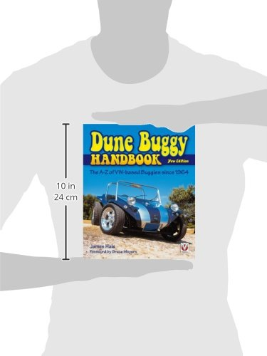 The dune buggy handbook the a z of vw based buggies since 1964 the dune buggy handbook the a z of vw based buggies since 1964 amazon james hale books sciox Choice Image