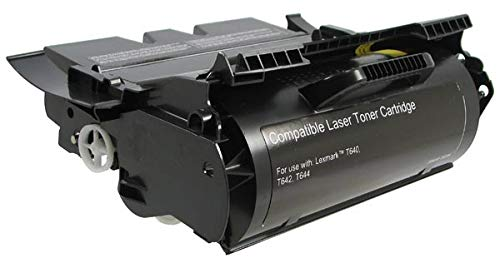 (ItemGrabber Remanufactured High Yield Toner for Lexmark Compliant T640/T642/T644/X642/X644/X646)