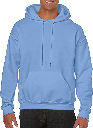 Gildan mens Heavy Blend 8 oz. 50/50 Hood(G185)-CAROLINA ()