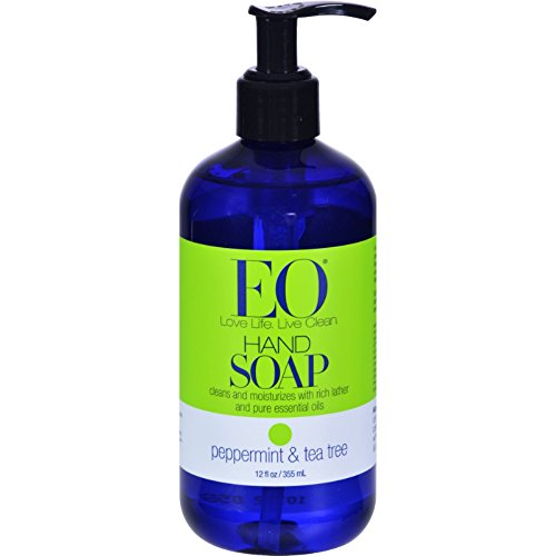 EO Peppermint Tree Hand Soap