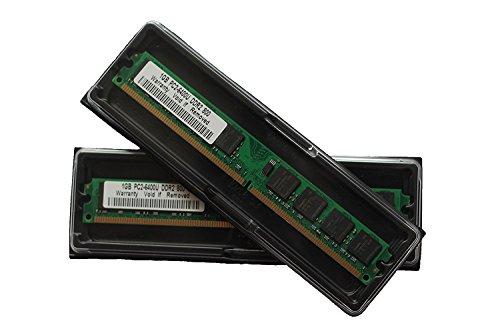 MemoryTek 4GB (2x 2GB) DDR2 PC2-6300 PC2-6400 800Mhz 240 Pin DIMM (Desktop Memory) 4 GB KIT by MadFortune (Image #2)