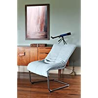 Serta Style Alex Lounge Chair - Powder Blue Persistence