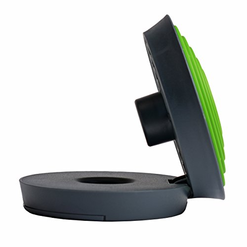 5 Portable Fan : O cool inch portable usb fan green street malaysia