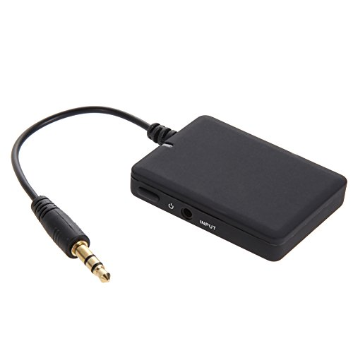 Wireless Bluetooth 3.5MM AUX Audio Stereo Receiver Adapter - 5