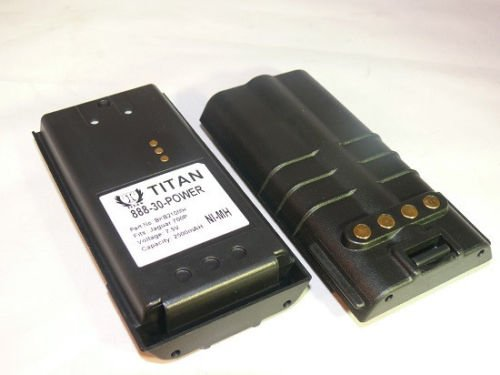 Titan Replacement Battery For Ericsson WWH-BKB210 Radio Battery X 2