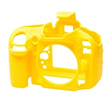 easyCover ECND600Y Camera Case for Nikon D600/D610, Yellow