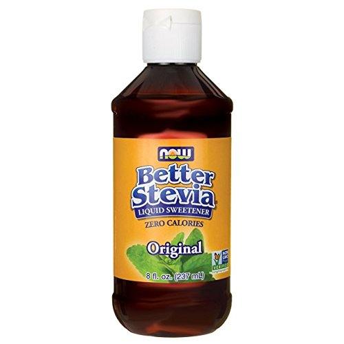 NOW Foods BetterStevia Liquid 8 Ounce product image