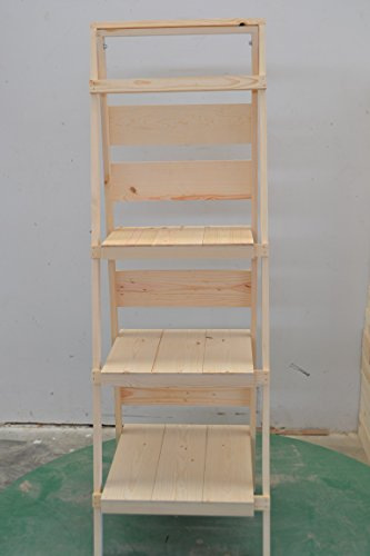 Wooden Ladder Display by Poole & Son's Inc.
