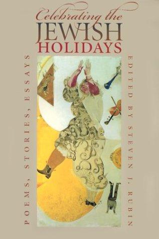 Download Celebrating the Jewish Holidays: Stories, Poems, Essays pdf