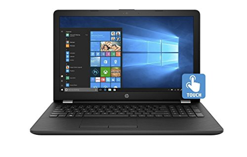 "HP 15.6"" HD Premium Touchscreen Notebook (2018 Newest), Latest 8th Gen Intel Core i7-8550U Processor up to 4.00 GHz, 8GB DDR4, 1TB Hard Drive, DVD RW, Webcam, Bluetooth, Windows 10 Home"