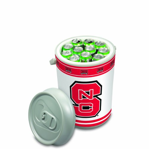 NCAA North Carolina State Wolfpack Mega Can Cooler, 5-Gallon by PICNIC TIME