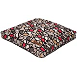 Flocked Dog Pillow Size: Extra Large (42'' L x 36'' W)