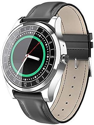 YZPZHSB Smart Watch Men Luxury Luxury Acero Inoxidable SmartWatch ...