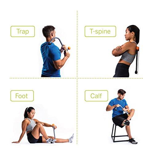 ارخص مكان يبيع TriggerPoint AcuCurve Massage Cane for Neck, Back and Shoulders