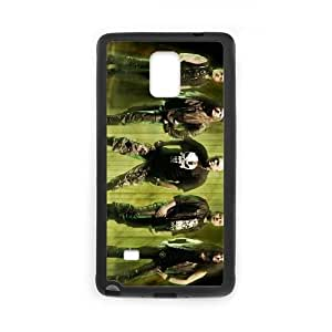 Samsung Galaxy Note 4 Cell Phone Case Covers Black Accept L0542375