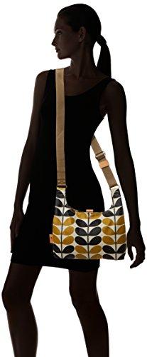 Orla Kiely Stem Check Print Mini Sling Bag, Dandelion by Orla Kiely (Image #6)