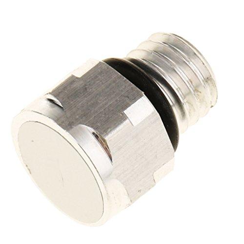 Dia Valve - Homyl Auto Car Air Compressor Fittings 10mm Thread Dia Metal Pressure Relief Valve