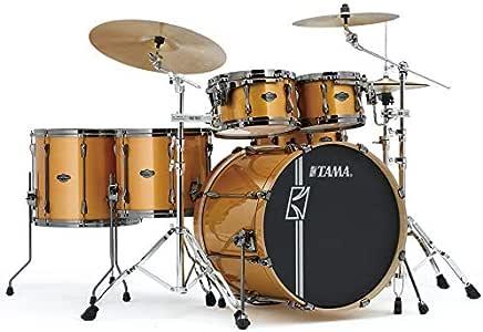Tama Superstar HYPER-DRIVE Maple ml52hlzbns-gym Golden Yellow – Batería acústica 5 Fûts (sin caja clara): Amazon.es: Instrumentos musicales