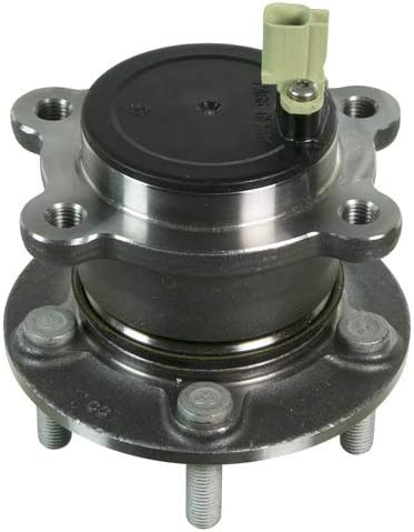 Notes: Active Park Assist Rear Wheel Bearing and Hub Assembly fits 2015 Lincoln MKC